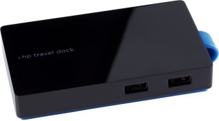 HP USB Travel Docking Station
