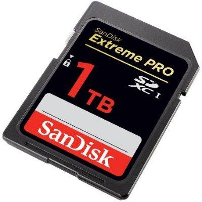 SanDisk Extreme Pro SDXC 1TB