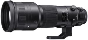 Sigma 500mm f/4 DG OS HSM Sport for Nikon