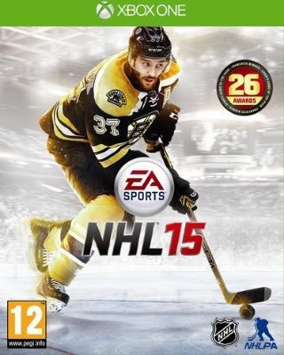 NHL 15 til Xbox One