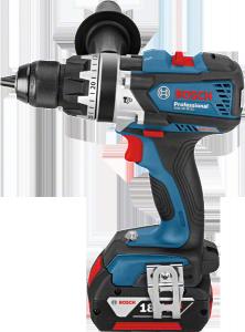 Bosch GSR 18 VE-EC (2x4,0Ah)