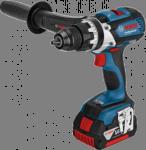 Bosch GSR 18 VE-EC (2x5,0Ah)