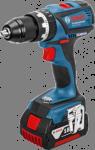 Bosch GSB 18 V-EC (2x5,0 Ah)