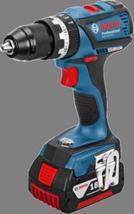 Bosch GSB 18 V-EC Professional (2x5,0 Ah)