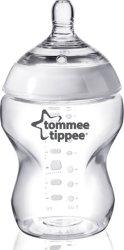 Tommee Tippee Transparent Tåteflaske 260ml