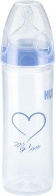 Nuk Classic Tåteflaske Antikolikk Silikon 250ml
