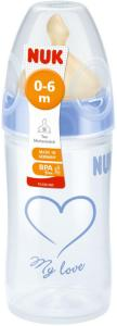 Nuk Classic Latex Tåteflaske 150ml
