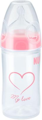 Nuk Classic Silikon Tåteflaske 150ml