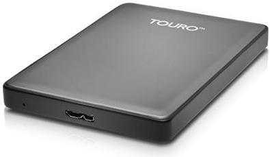 HGST Touro Pro S 500GB