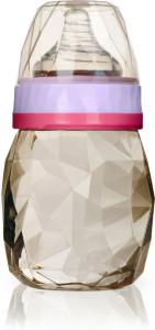 Kidsme Diamond Wide Neck Tåteflaske 240ml