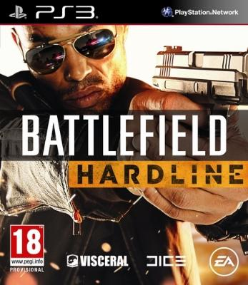 Battlefield Hardline til PlayStation 3