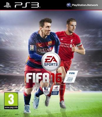 FIFA 16 til PlayStation 3