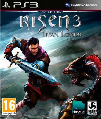 Risen 3: Titan Lords til PlayStation 3