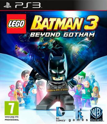 LEGO Batman 3: Beyond Gotham til PlayStation 3