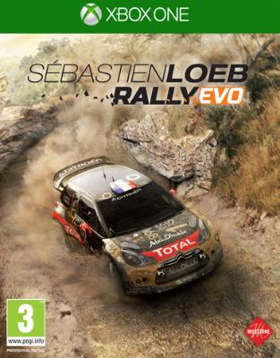 Sébastien Loeb Rally Evo til Xbox One