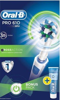 Oral-B PRO610 Bonuspack
