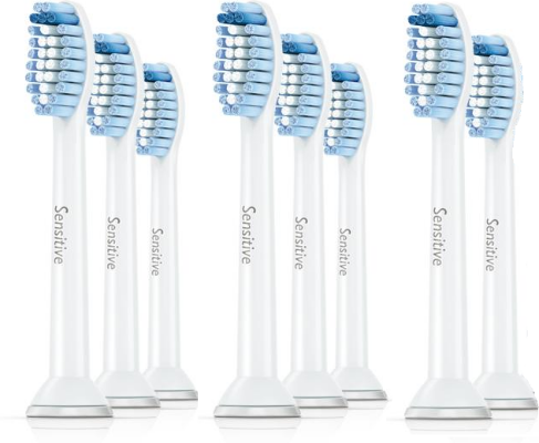 Philips Sonicare Sensitive 8 Pack
