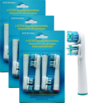 Oral-B Dual Clean 12 Pack