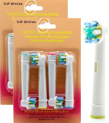 Oral-B FlossAction 8 Pack