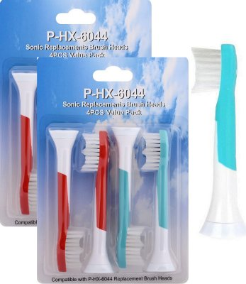 Philips Sonicare Kids 8 Pack