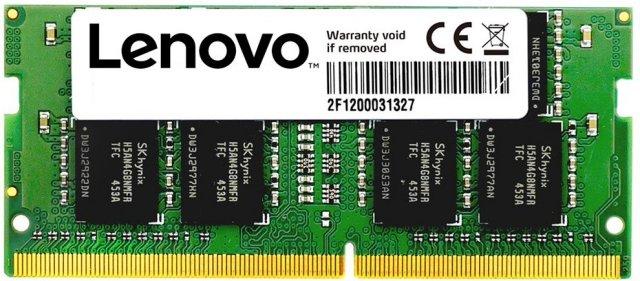 Lenovo DDR4 SO-DIMM 2133MHz 16GB CL16 (1x16GB)