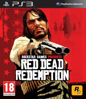 Red Dead Redemption til PlayStation 3