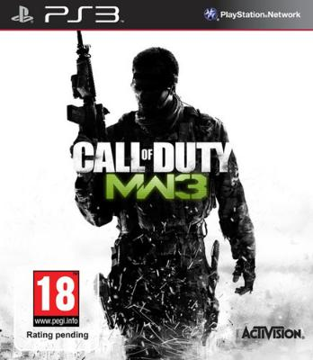 Call of Duty: Modern Warfare 3 til PlayStation 3