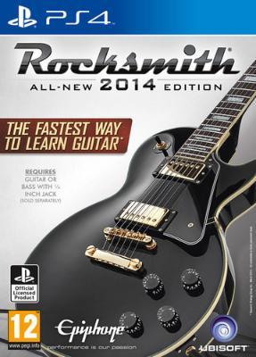 Rocksmith 2014 Edition til Playstation 4