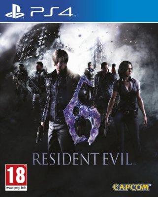 Resident Evil 6 til Playstation 4