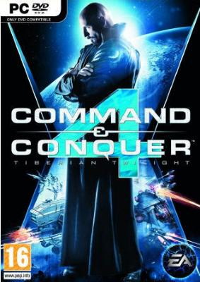 Command & Conquer 4: Tiberian Twilight til PC