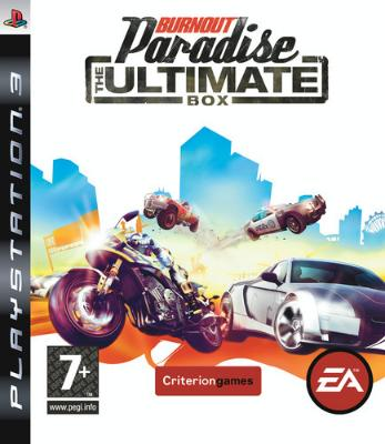 Burnout Paradise: The Ultimate Box til PlayStation 3