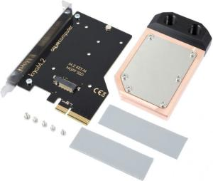 AquaComputer Kryo M.2 PCIe 3.0 M.2 NGFF PCIe SSD Waterblock
