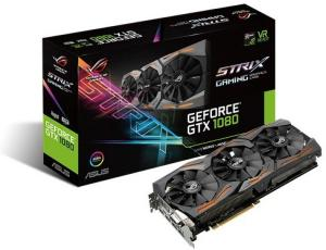 Asus GeForce GTX 1080 Strix Gaming OC (A8G)
