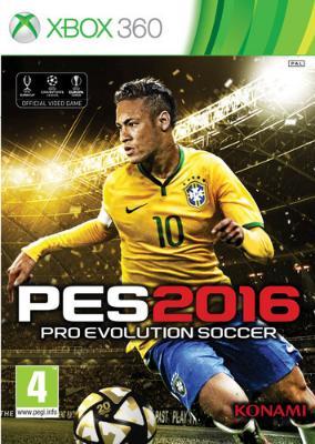 Pro Evolution Soccer 2016 til Xbox 360