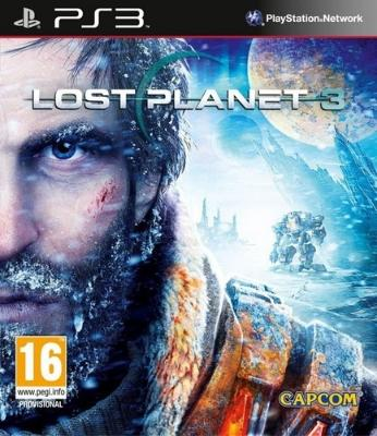 Lost Planet 3 til PlayStation 3