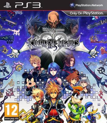 Kingdom Hearts HD 2.5 ReMIX til PlayStation 3