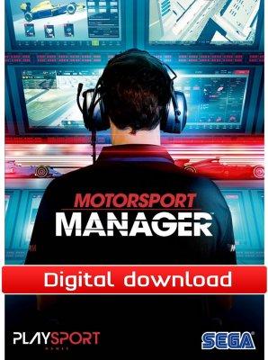 Motorsport Manager til PC