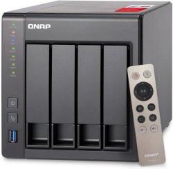 Qnap TS-451+ 4GB