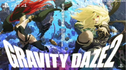 Gravity Rush 2 til Playstation 4