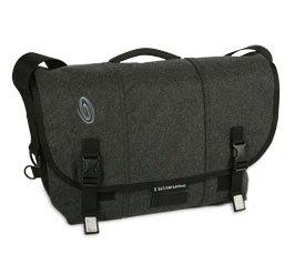 Timbuk2 Charcoal Wool Laptop Messenger
