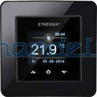 Etherma eTouch mini ECO med termostat 5404698 (sort)