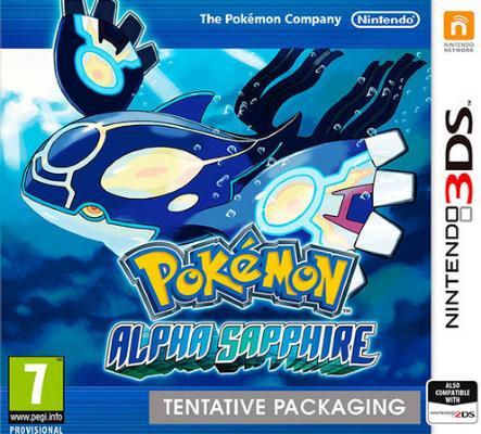 Pokémon Alpha Sapphire til 3DS