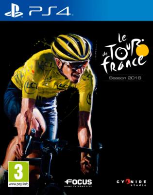 Le Tour de France 2016 til Playstation 4