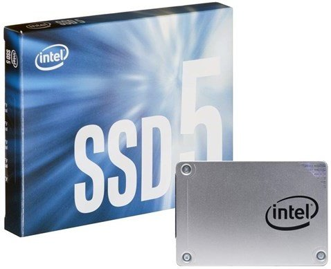 Intel 540s SSD 120GB