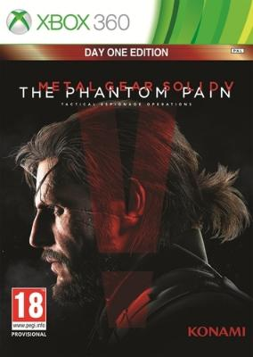 Metal Gear Solid V: The Phantom Pain til Xbox 360