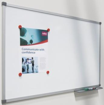 Nobo Whiteboard Glassemaljert 1000x1500