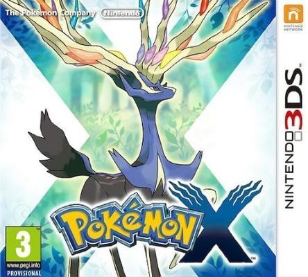 Pokémon X til 3DS