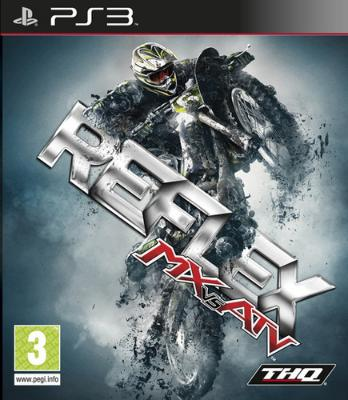 MX vs ATV Reflex til PlayStation 3