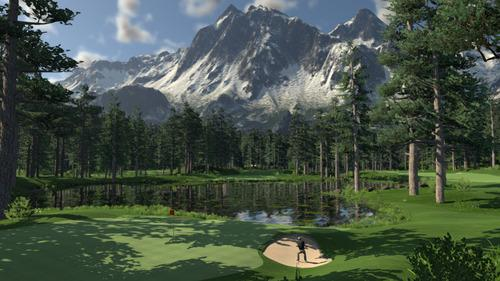 The Golf Club til Playstation 4