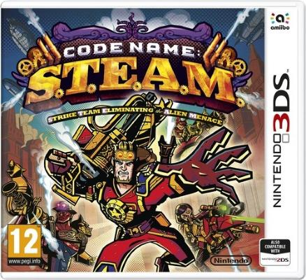 Code Name: S.T.E.A.M. til 3DS
